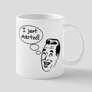 I just sharted Mug