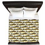 Cod Pattern 2 King Duvet