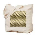 Cod Pattern 2 Tote Bag
