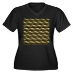 Cod Pattern 2 Plus Size T-Shirt