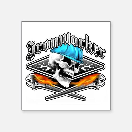 Ironworker 1 Sticker
