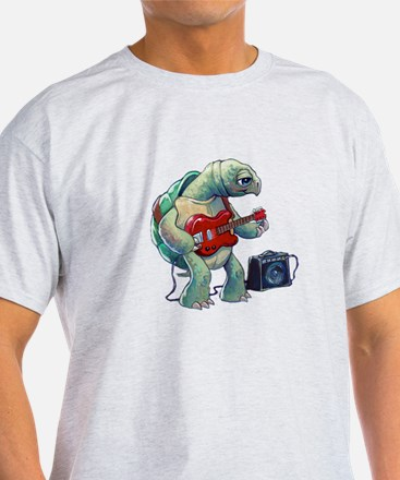 Cute Turtle rock T-Shirt