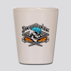 Ironworker 1 Shot Glass