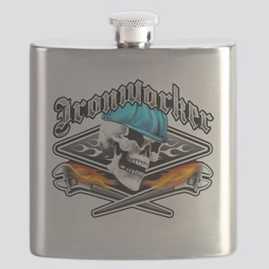 Ironworker 1 Flask