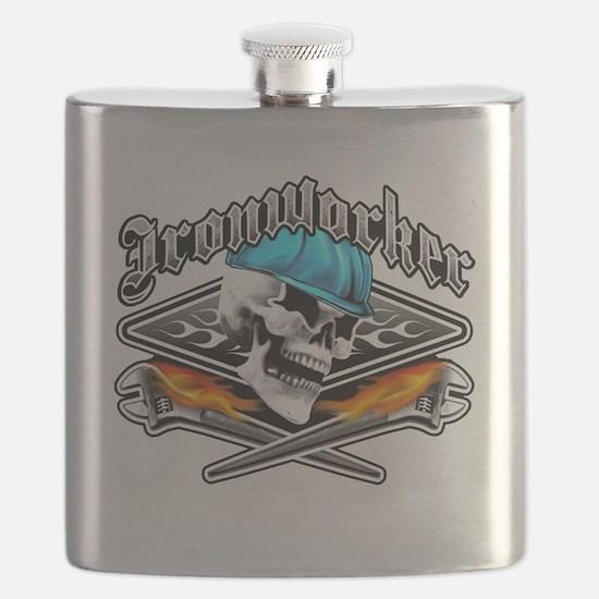 Ironworker 1 Flask