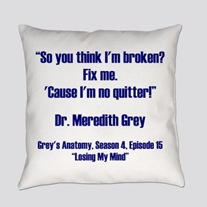 SO YOU THINK... Everyday Pillow