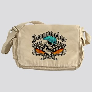 Ironworker 1 Messenger Bag
