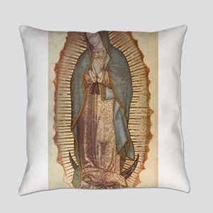 Our Lady Of Guadalupe Everyday Pillow