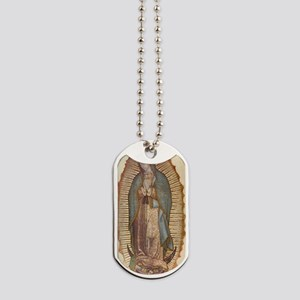 Our Lady Of Guadalupe Dog Tags
