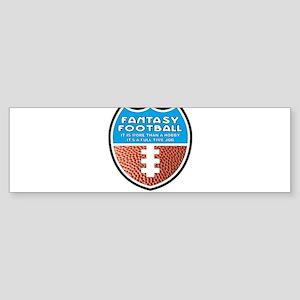 FFB Logo Bumper Sticker