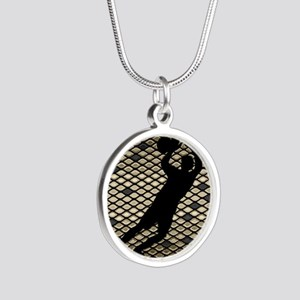 Soccer Goal Keeper Classic Goalie Art Necklaces