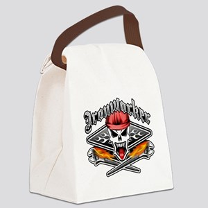 Ironworker 2.1 Canvas Lunch Bag