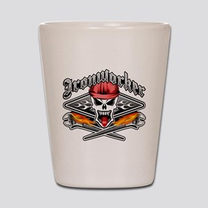 Ironworker 2.1 Shot Glass