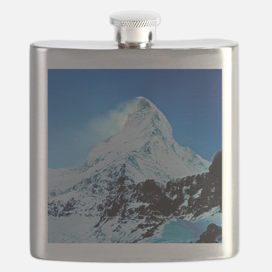 Cute Alps Flask