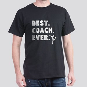Best Coach Ever Figure Skating T-Shirt