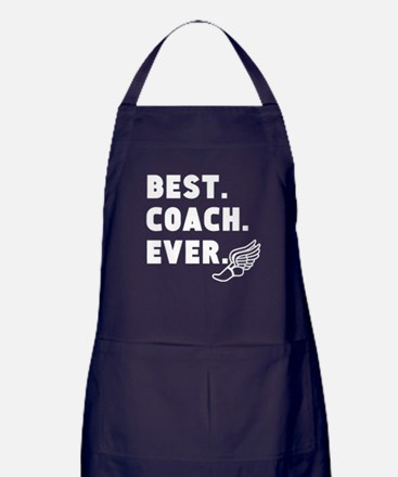 Best Coach Ever Track Apron (dark)