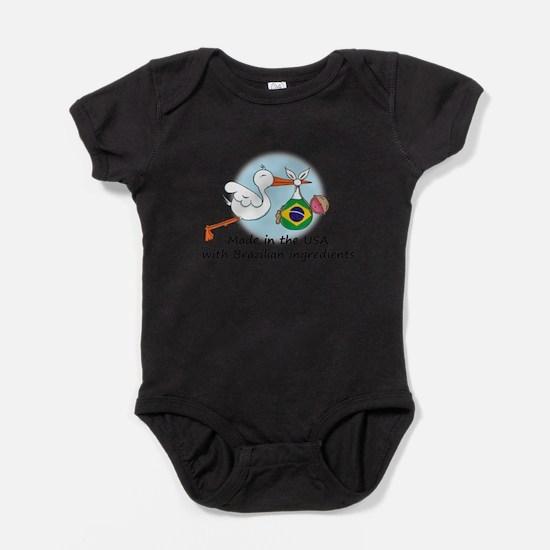 Unique Brazil Baby Bodysuit