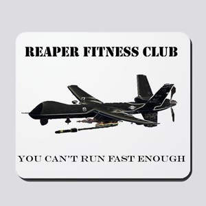 Reaper Fitness Club Mousepad
