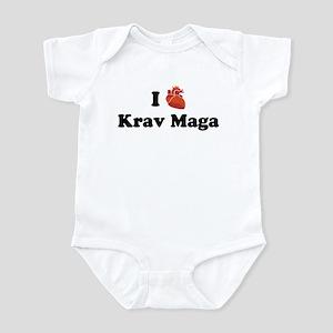 Funny Krav Maga Baby Clothes   Accessories - CafePress eabb782b7b73