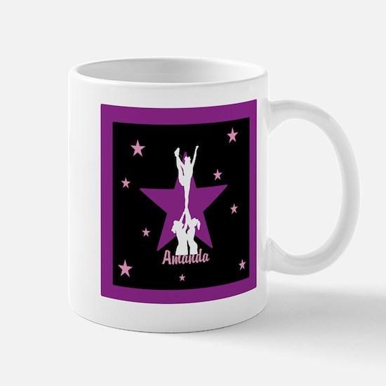 Cheerleader pink Mugs