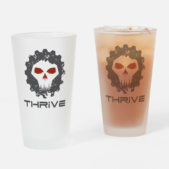 Thriving Drinking Glass