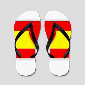 Spain Design Flip Flops