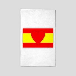 Spain Design Area Rug