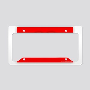 Spain Design License Plate Holder