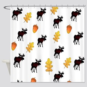 Moosecorns Shower Curtain