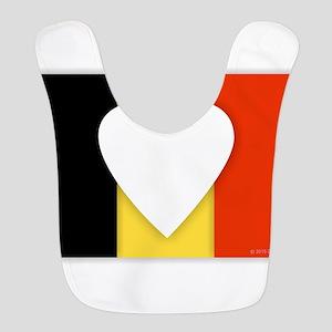 Belgium Design Bib