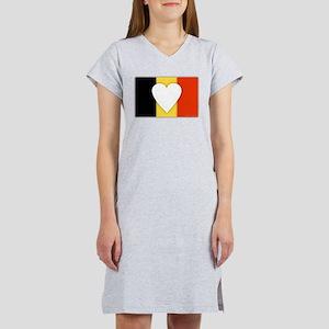 Belgium Design Women's Nightshirt