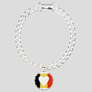 Belgium Design Charm Bracelet, One Charm