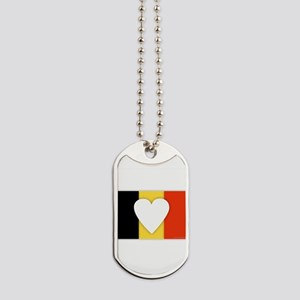 Belgium Design Dog Tags