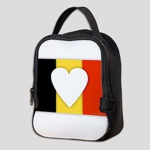 Belgium Design Neoprene Lunch Bag