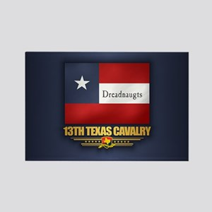 13th Texas Cavalry Magnets