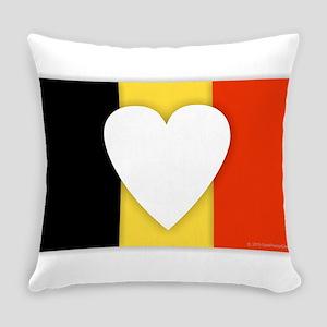 Belgium Design Everyday Pillow