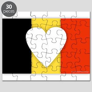 Belgium Design Puzzle
