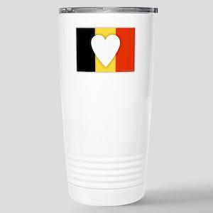 Belgium Design Stainless Steel Travel Mug