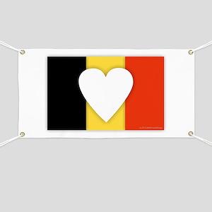 Belgium Design Banner