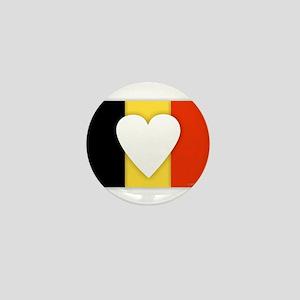 Belgium Design Mini Button