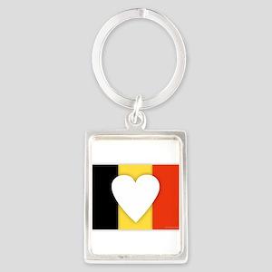 Belgium Design Keychains