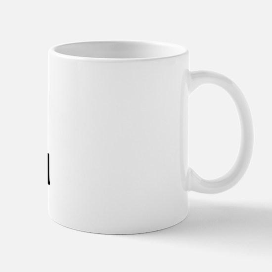 I (Heart) Kickball Mug