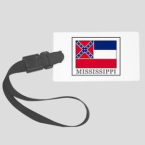 Mississippi Large Luggage Tag