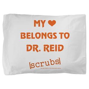 MY HEART BELONGS... Pillow Sham