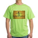 Barbarianette Green T-Shirt