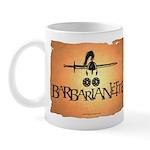 Barbarianette Mug