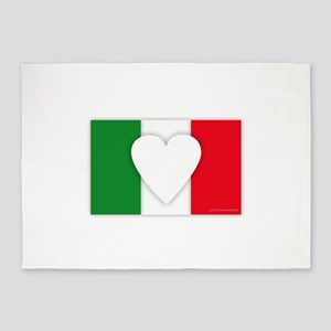 Italy Design 5'x7'Area Rug