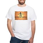 Barbarianette White T-Shirt