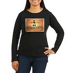 Barbarianette Women's Long Sleeve Dark T-Shirt