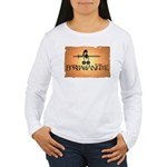 Barbarianette Women's Long Sleeve T-Shirt